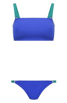 Женский раздельный купальник SHAN светло-голубого цвета, арт. 42195-26-42195-31 | Фото 1