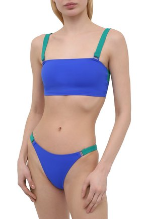 Женский раздельный купальник SHAN светло-голубого цвета, арт. 42195-26-42195-31 | Фото 2