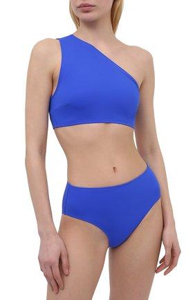 Женский раздельный купальник SHAN синего цвета, арт. 42190-24-42190-36 | Фото 2