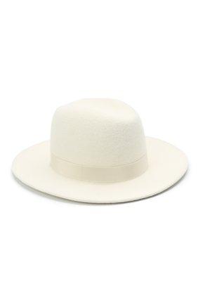 Женская шляпа london COCOSHNICK HEADDRESS белого цвета, арт. londonm-01 | Фото 1