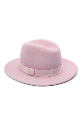 Женская шляпа london COCOSHNICK HEADDRESS розового цвета, арт. londons-1021 | Фото 2