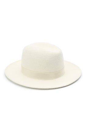 Женская шляпа london COCOSHNICK HEADDRESS белого цвета, арт. londonl-01 | Фото 2 (Материал: Текстиль)