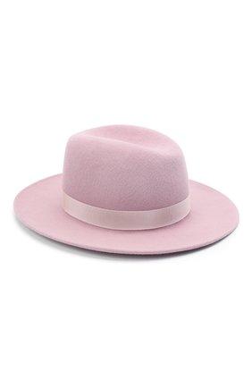 Женская шляпа london COCOSHNICK HEADDRESS розового цвета, арт. londonl-1021 | Фото 2