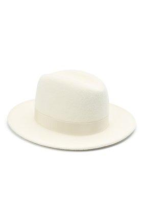 Женская шляпа london COCOSHNICK HEADDRESS белого цвета, арт. londons-01 | Фото 1