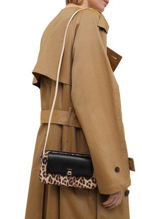 Женская сумка miss mimi mini FURLA леопардового цвета, арт. WE00125/A.0339 | Фото 2