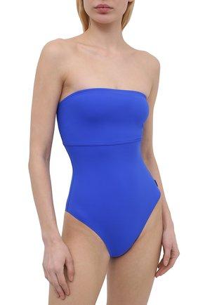 Женский слитный купальник SHAN светло-голубого цвета, арт. 42190-08 | Фото 2
