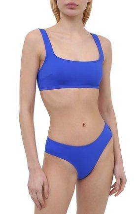 Женский раздельный купальник SHAN светло-голубого цвета, арт. 42190-21-42190-34 | Фото 2