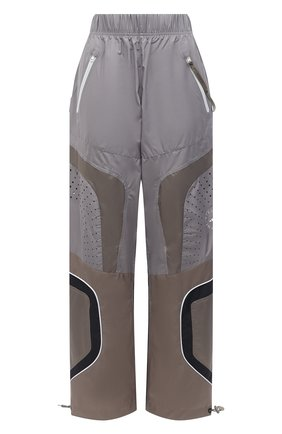 Женские брюки ADIDAS BY STELLA MCCARTNEY серого цвета, арт. GL7622 | Фото 1
