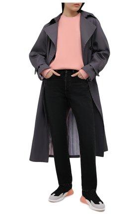 Женские комбинированные кроссовки orisan Y-3 черного цвета, арт. FZ4317/W | Фото 2