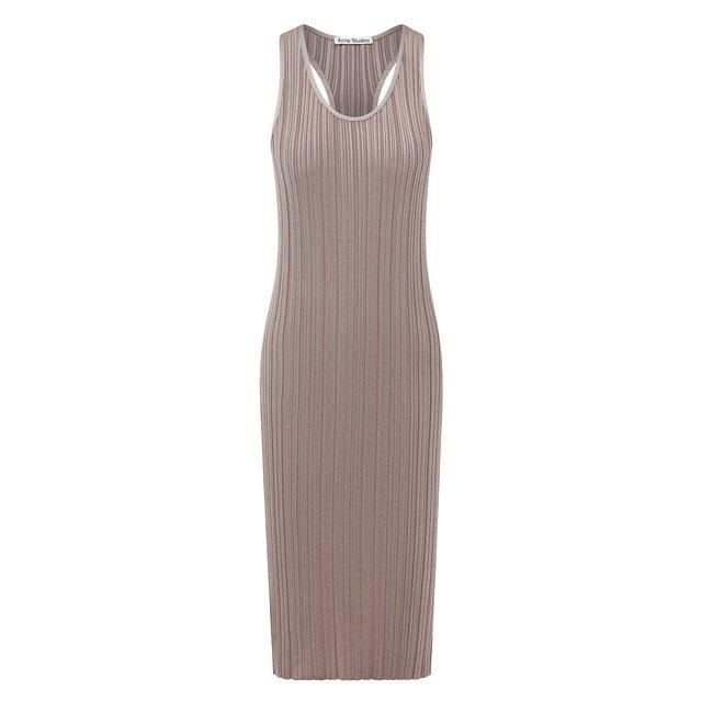 Платье из вискозы Acne Studios