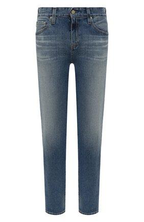 Женские джинсы AG синего цвета, арт. LED1575/18YDVY/MX | Фото 1