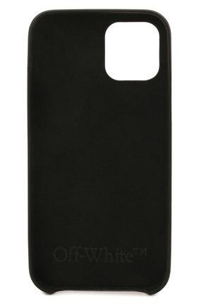 Чехол для iphone 12/12 pro OFF-WHITE черного цвета, арт. 0MPA026S21PLA006 | Фото 2