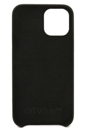 Чехол для iphone 12 pro max OFF-WHITE черного цвета, арт. 0MPA027S21PLA006 | Фото 2