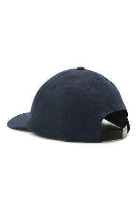 Мужской бейсболка CANALI темно-синего цвета, арт. H041/YA00012 | Фото 2