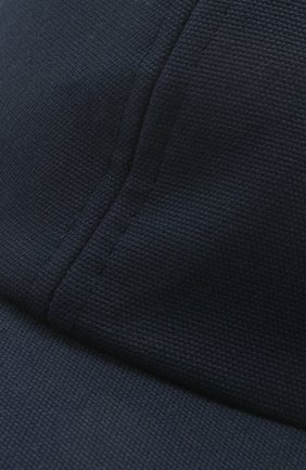 Мужской бейсболка CANALI темно-синего цвета, арт. H041/YA00012 | Фото 3