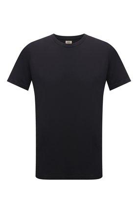 Мужская хлопковая футболка CITIZENS OF HUMANITY темно-серого цвета, арт. MSK500 | Фото 1