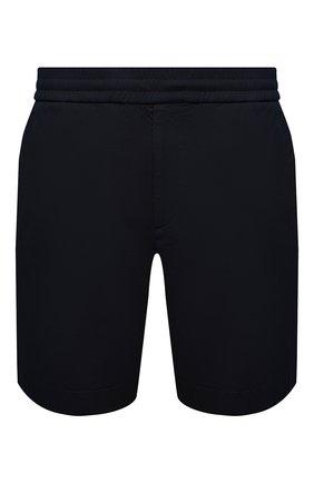 Мужские хлопковые шорты ACNE STUDIOS синего цвета, арт. BE0065 | Фото 1