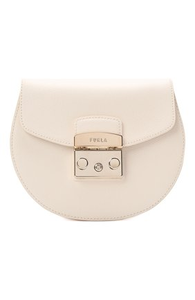 Женская сумка metropolis mini FURLA бежевого цвета, арт. BATJEP0/ARE000   Фото 1