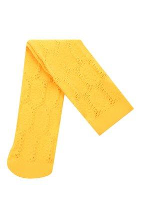 Женские носки FALKE желтого цвета, арт. 41444 | Фото 1
