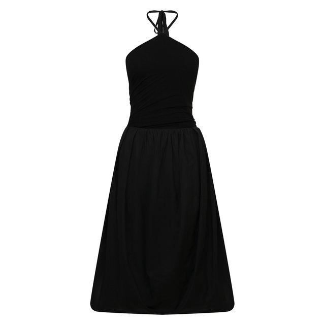Платье из вискозы JW Anderson