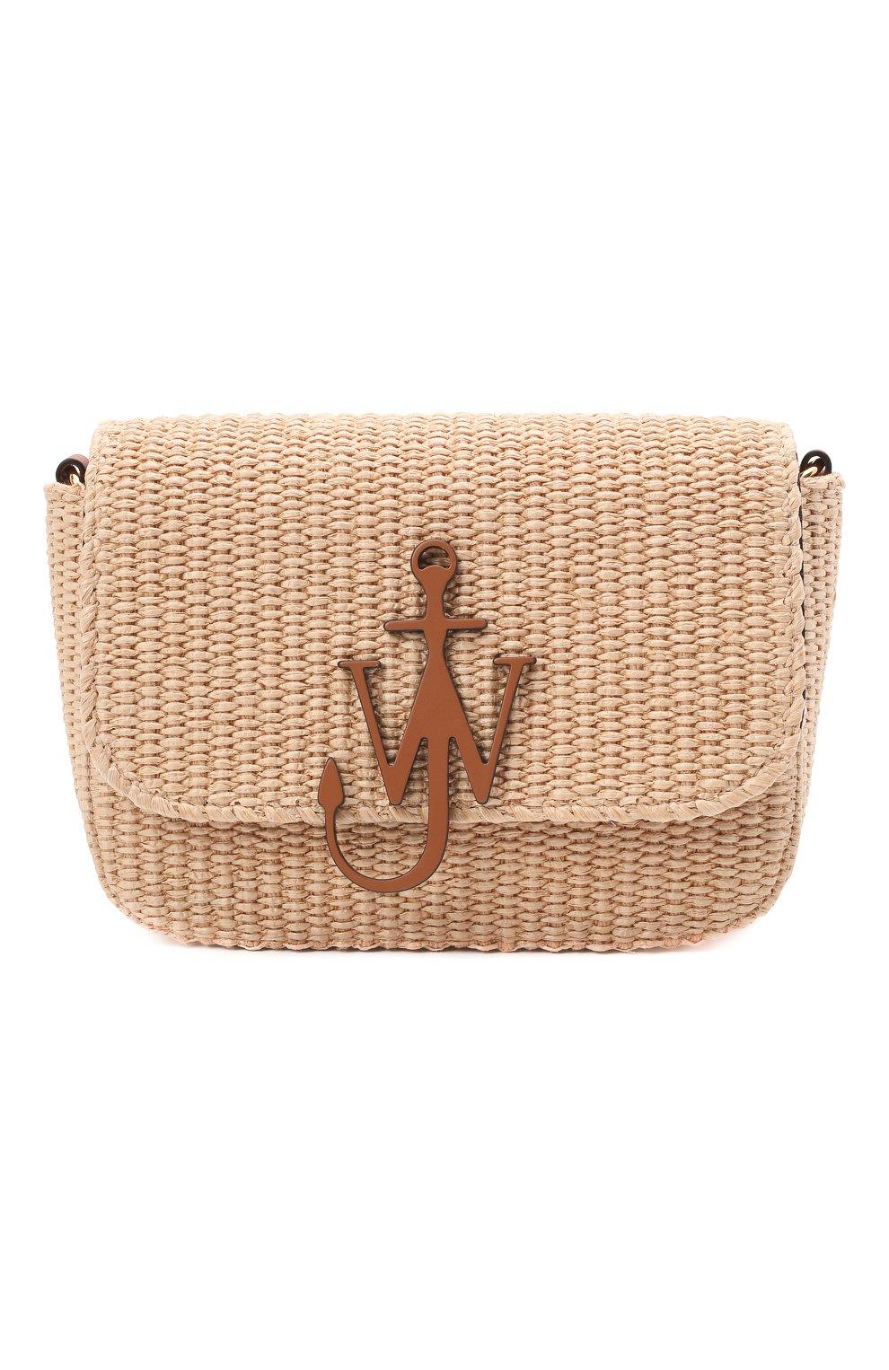 Женская сумка anchor JW ANDERSON бежевого цвета, арт. HB0367 FA0055   Фото 1