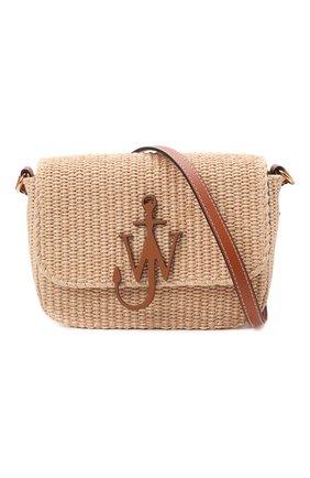Женская сумка anchor JW ANDERSON бежевого цвета, арт. HB0367 FA0055   Фото 5