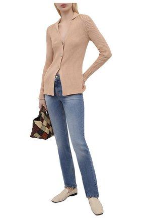 Женские джинсы ESCADA SPORT голубого цвета, арт. 5034812 | Фото 2