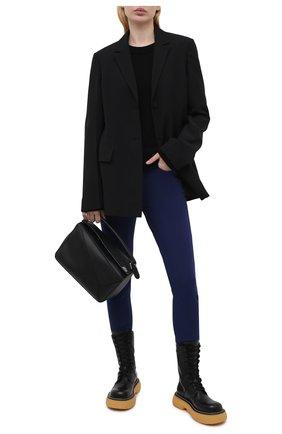 Женские джинсы ESCADA SPORT синего цвета, арт. 5034130 | Фото 2