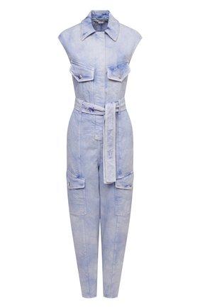 Женский джинсовый комбинезон STELLA MCCARTNEY голубого цвета, арт. 603119/S0H37 | Фото 1