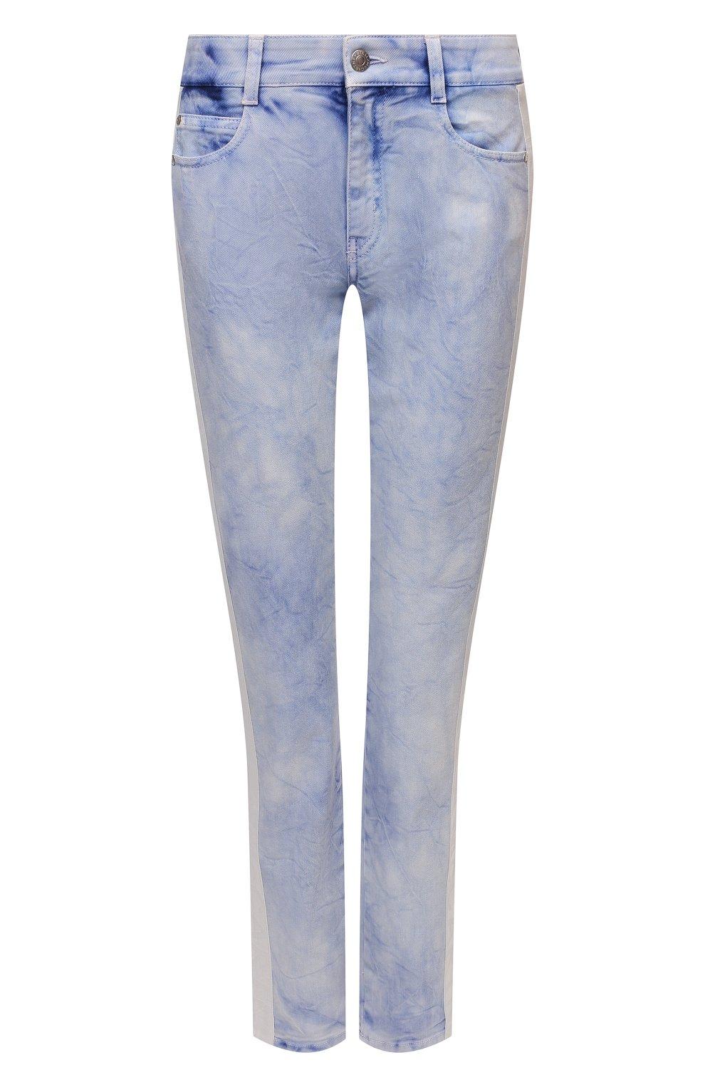 Женские джинсы STELLA MCCARTNEY голубого цвета, арт. 372773/S0H37   Фото 1