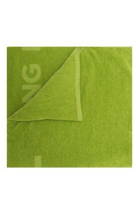 Женское хлопковое полотенце TOM FORD зеленого цвета, арт. WT001N-TT0003 | Фото 1