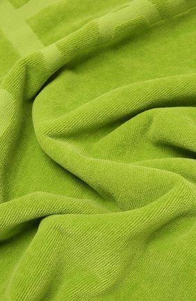 Женское хлопковое полотенце TOM FORD зеленого цвета, арт. WT001N-TT0003 | Фото 2