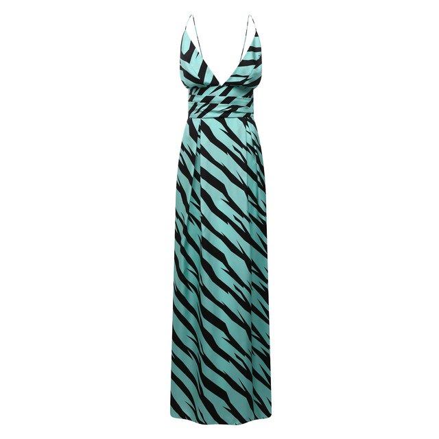 Шелковое платье Alexandre Vauthier