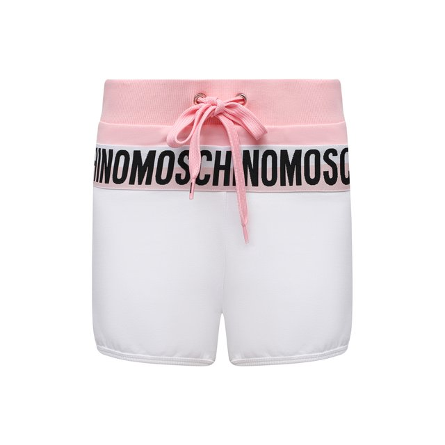 Хлопковые шорты Moschino Underwear Woman