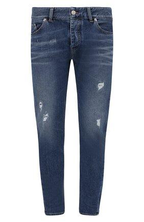 Мужские джинсы PREMIUM MOOD DENIM SUPERIOR синего цвета, арт. S21 03527624/BARRET   Фото 1