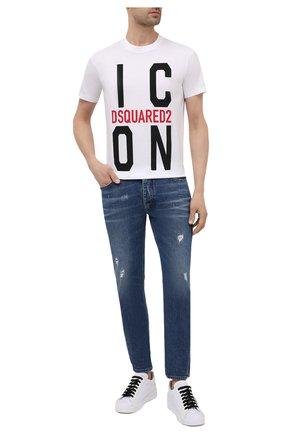 Мужские джинсы PREMIUM MOOD DENIM SUPERIOR синего цвета, арт. S21 03527624/BARRET   Фото 2