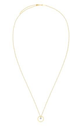 Женские колье PERSEE PARIS желтого золота цвета, арт. N7426-YG   Фото 1