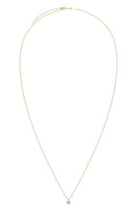 Женские колье PERSEE PARIS желтого золота цвета, арт. N6130-YG   Фото 1