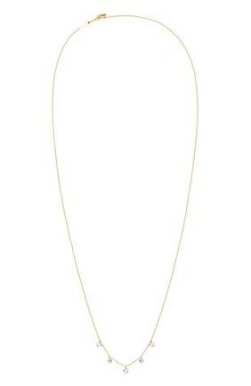 Женские колье PERSEE PARIS желтого золота цвета, арт. N6427-YG   Фото 1