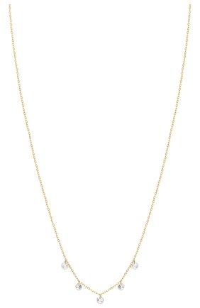 Женские колье PERSEE PARIS желтого золота цвета, арт. N6427-YG   Фото 2