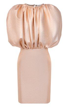Женское платье KALMANOVICH золотого цвета, арт. SS21K21 | Фото 1