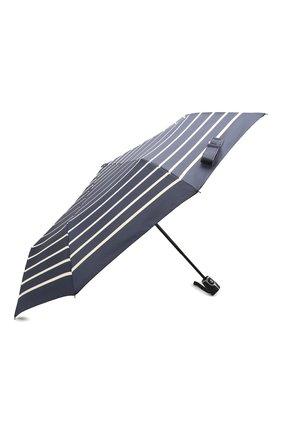 Женский складной зонт DOPPLER синего цвета, арт. 7441465NE03 | Фото 2