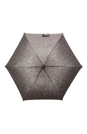 Женский складной зонт DOPPLER черно-белого цвета, арт. 722865P01 | Фото 1