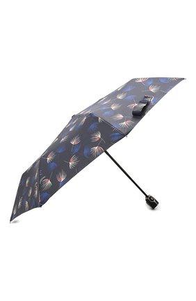 Женский складной зонт DOPPLER темно-синего цвета, арт. 7441465DE02 | Фото 2