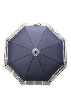 Женский складной зонт DOPPLER синего цвета, арт. 7441465NE01   Фото 1
