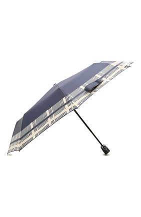 Женский складной зонт DOPPLER синего цвета, арт. 7441465NE01   Фото 2