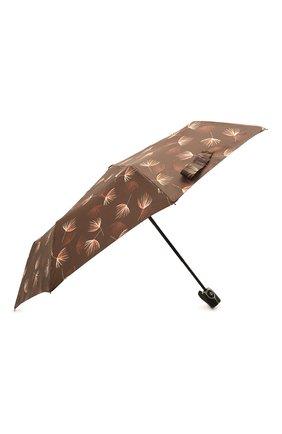 Женский складной зонт DOPPLER коричневого цвета, арт. 7441465DE03 | Фото 2