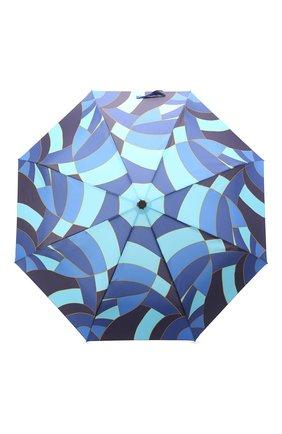 Женский складной зонт DOPPLER синего цвета, арт. 744865E02 | Фото 1