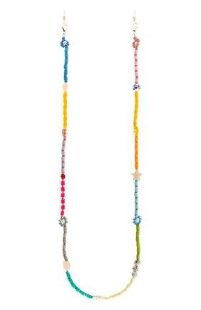 Цепочка для очков HIAYNDERFYT разноцветного цвета, арт. 1421.545 | Фото 1