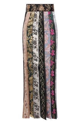 Женская юбка DOLCE & GABBANA разноцветного цвета, арт. F4B2LT/GDY53 | Фото 1